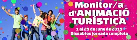 01.06.2019 GANDIA Cartel ANIMACION TURISTICA - Horizontal - web