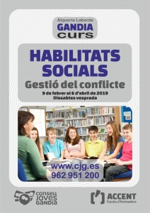 09.02.2019 GANDIA Curso HABILIDADES SOCIALES - web