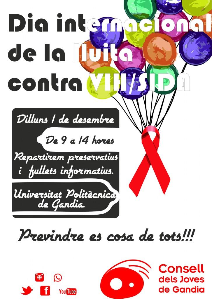 Dia internacional contra la sida
