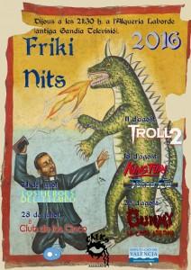 friki nits 2016