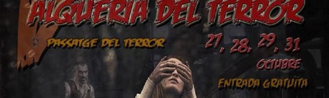 web Alqueria del Terror